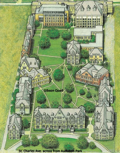 Gibson Quad Map