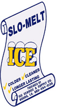 Slo-Melt Ice