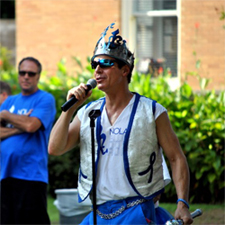 Second Annual NOLA Bluedoo Party/Walk/Run 2015