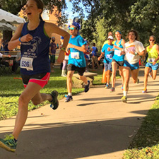 Third Annual NOLA Bluedoo Party/Walk/Run 2016